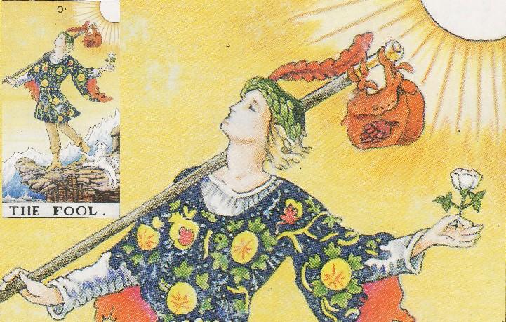 Kozma-Joó Viola: A Bolond - A beavatott, a Tarot 22