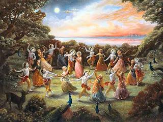 Rásza - tánc az Istennel